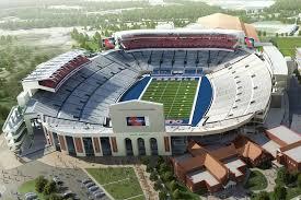 Vaught Hemingway Stadium U Of Mississippi Playin Your Dreams