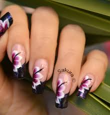 Nail design one stroke ~ Beautify themselves with sweet nails