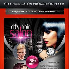 hair salon promotional flyer template hair salon advertising flyers coastal flyers ideas