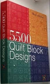 5,500 Quilt Block Designs by Maggie Malone &  Adamdwight.com