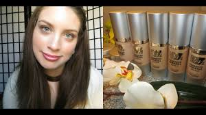 advanced mineral makeup part 2 before and after mineral day makeup look talk through