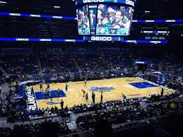 Amway Center Section Club E Row 3 Seat 9 Orlando Magic