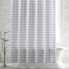 gray and blue shower curtain. skyline grey shower curtain gray and blue