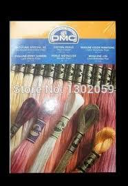 Dmc Embroidery Floss Color Chart Original French Dmc Thread Color Chart Embroidery Thread