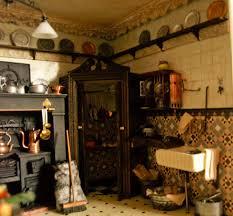 Victorian Kitchen Furniture Victorian Kitchen Miniatures Pinterest Furniture Kitchens
