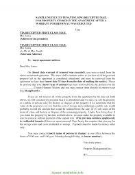 Simple Property Management Introduction Letter Property Management