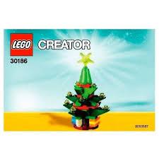 ᐅ <b>LEGO Creator</b> 30186 Рождественская елка отзывы — 1 ...