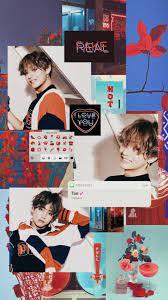 Taehyung Aesthetic Wallpaper / Credits ...