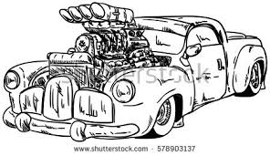 Small Picture Hotrod Stock Images Royalty Free Images Vectors Shutterstock
