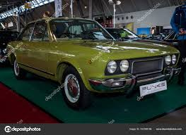 Sports car Fiat 124 Sport Coupe CC, 1973. – Stock Editorial Photo ...