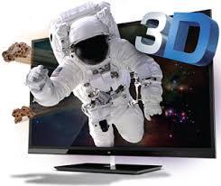 tv 3d. ini adalah tv dengan teknologi 3d. 3d menjadi sangat populer saat ini karena selain dapat menghasilkan gambar yang jernih jenis juga tv 3d
