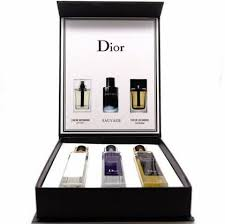 <b>Набор</b> 3X20 мл <b>DIOR</b> (<b>Homme</b> Sport,Sauvage,Homme Intense)
