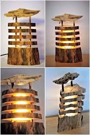 Schockierend hangelampe holz holz hangelampe selber bauen deckenlampe holz lampen holz rustikal holz hangelampe. 1001 Ideen Wie Sie Eine Diy Lampe Selber Machen