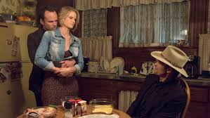 Justified's' Joelle Carter on Boyd's Confrontation: Ava Had to Face Her  Fate | Hollywood Reporter