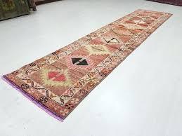 4 x 10 rug runner muted