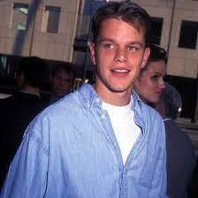 Matt Damon in 20 adorable photos from ...