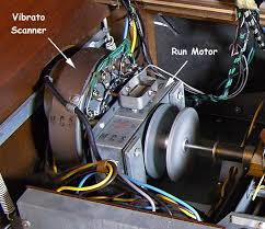 overhauling and improving the hammond m 100 series vibrato system Hammond H100 at Wiring Diagram Hammond Tone Generator Motor