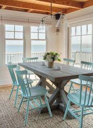 grey turquoise dining room beach style with martha s vineyard beach style area rugs