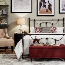 Bellwood Victorian Iron Metal Bed by iNSPIRE Q Classic by iNSPIRE Q