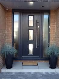 front doors with side panelsBest 25 Grey front doors ideas on Pinterest  Cottage front doors