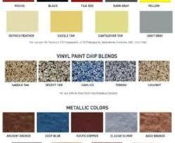 10 Abundant Epoxy Floor Paint Color Chart