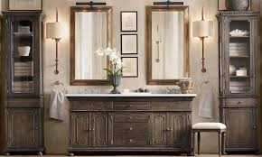 restoration hardware bathroom vanity