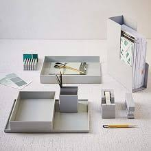 office accessories modern. Durable, Modern And Functional Designs With A High-gloss Lacquer Finish Make This Collection Great Addition To Any Work Station. Office Accessories S