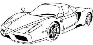 Awesome Car Coloring Pages Kids Sports Coloring Pages Cars Coloring
