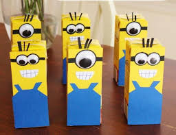 minion crafts for preschool