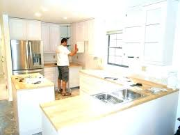 cost of new kitchen cabinets. Average Cost Of Kitchen Cabinets Per Linear Foot New Cabinet Installation . T