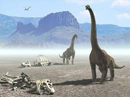 Resultado de imagen de El meteorito que mató a los Dinosaurios