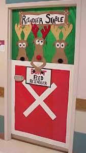 christmas classroom door decorations. Christmas Classroom Door Decoration Idea Decorations A