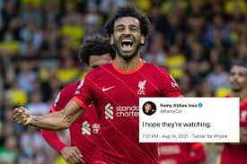 Mo Salah's agent sends veiled contract message to Liverpool - Liverpool FC  - This Is Anfield