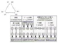 6 lead 3 phase motor wiring diagram 3 Phase 6 Lead Motor Wiring Diagram 3 phase 6 wire motor wiring diagram 6 lead 3 phase motor wiring diagram