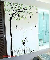 vinyl tree wall decals beautiful tall mailbox birds home palm vinyl tree wall decals