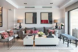 living room modern gray living room. Astonishing Decoration Grey And Cream Living Room Decor Gray Red Modern I