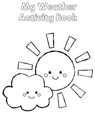 Weather Worksheets For Kindergarten Free Free Printable Winter ...