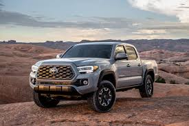 Tacoma Rigid Industries Fog Lights Toyota Plans To Stay In Front With 2020 Tacoma