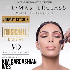 he s the makeup artist to top hollywood celebrities including khloe kardashian kelly ripa and of course kim kardashian just to name a few