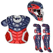 All Star Catchers Gear Size Chart All Star System Seven Youth Usa Pro Catchers Kit Epic Sports