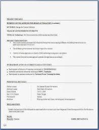 Resume Format. It Fresher Resume Format Sample Fresher Resume in Resume  Format For Freshers Mechanical