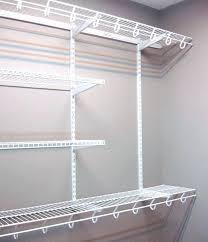 rubbermaid closet storage closet shelves home depot storage garment bags brackets closet rack shelves ideas best