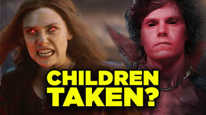 It turns out their souls were fragments of his. Wandavision Mephisto Mystery Plot Wanda S Missing Children Theory Youtube