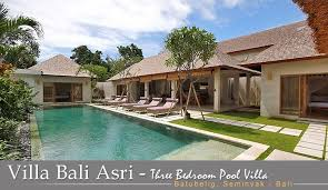 3 Bedroom Villa In Seminyak Simple Design Inspiration