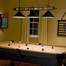 Contemporary Pool Table Lighting New Contemporary Pool Table