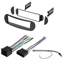 amazon com car stereo radio dash installation mounting kit w wiring car stereo radio dash installation mounting kit w wiring harness and radio antenna adapter for