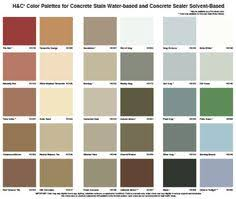 38 Best Concrete Stain Colors Images Stain Colors
