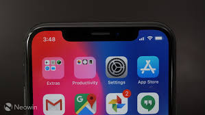 Iphone To Support Be Will Apps In New Notch The All Required April ZUqY5nw