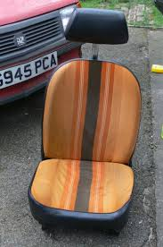 recovering mgb seats