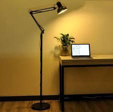 Amazoncom Fafz Led Floor Lamp Long Arm Floor Lamp Living Room